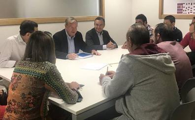 Silván denuncia que el PSOE «no ha movido un papel» para abordar la segunda fase de ampliación del Parador San Marcos