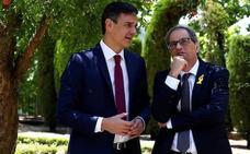 El PSOE cierra la puerta por escrito al referéndum y aleja el apoyo de los secesionistas