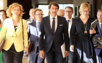Suárez-Quiñones ofrece consenso para impulsar el nuevo transporte y conseguir la cobertura total pública