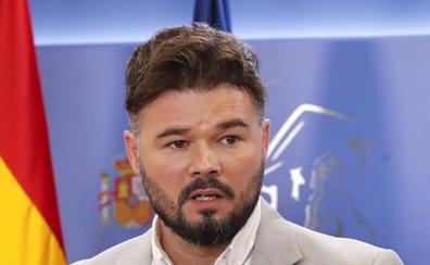 Esquerra invita a Podemos a no obcecarse con los ministerios