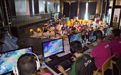 Espacio Vías acogerá el II Torneo Ciudad de León de Esports