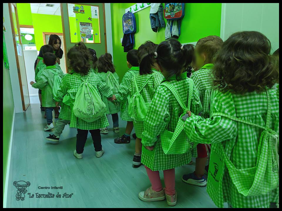 La Escuelita de Ana, tu centro infantil donde aprender jugando