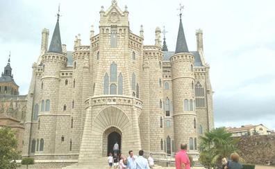 Más de 30.000 personas visitaron el Palacio de Gaudí en Astorga entre julio y agosto