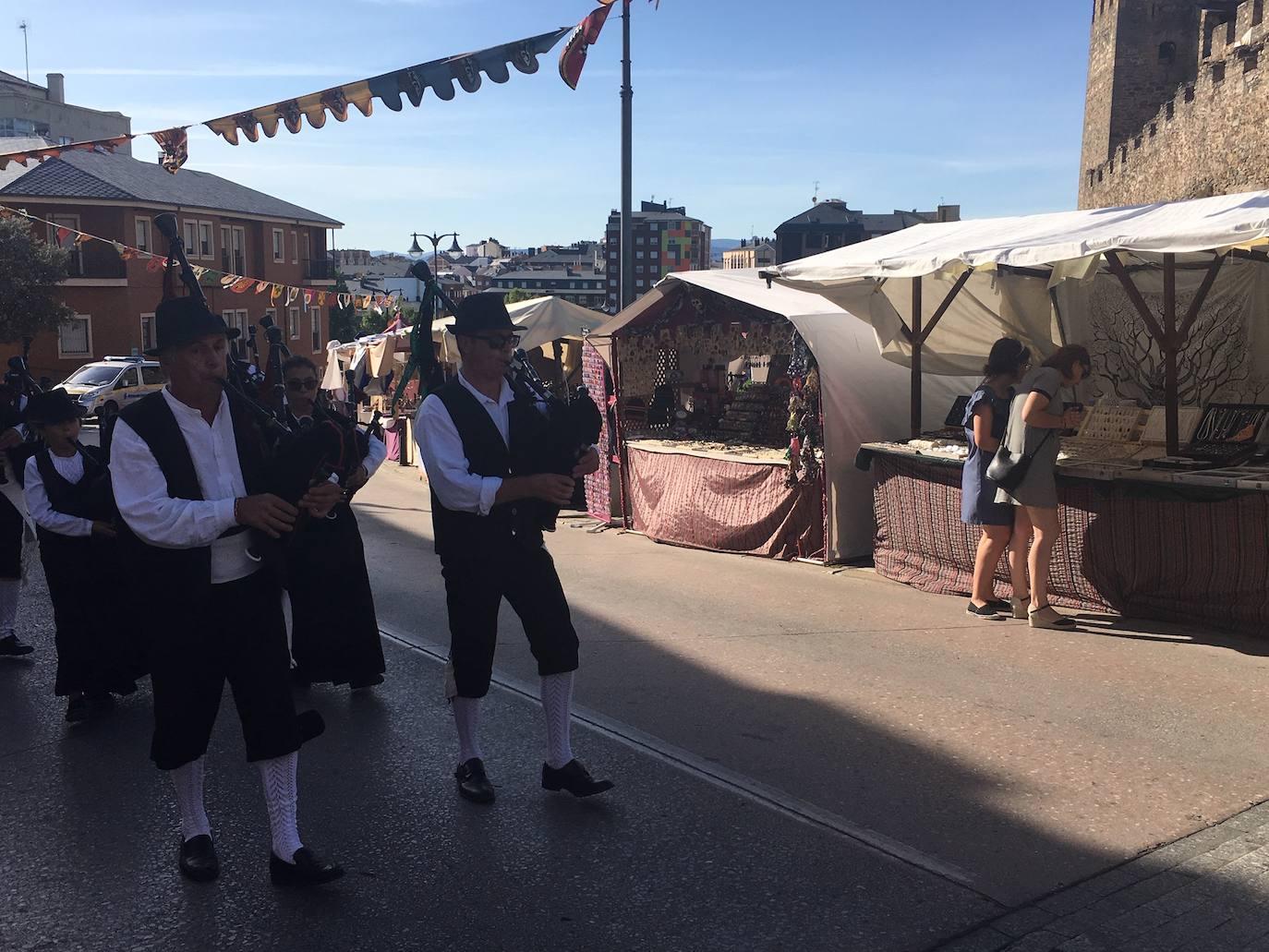Inauguración del Mercado Medieval