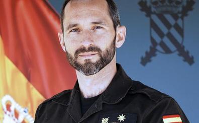Un comandante de la UME de León, nuevo líder del equipo europeo contraincendios en Bolivia