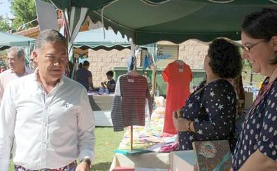 Cuadros promoverá un centro permanente de tradiciones y artesanía