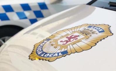 La Policía Local recupera un vehículo robado en León tras ser alertada por los vecinos de la zona