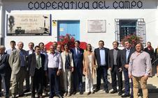 Suárez-Quiñones asegura que el cooperativismo es «esencial para el futuro del campo» leonés