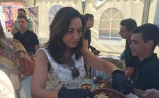 Éxito de participación en la Feria Multisectorial de Santa María del Páramo