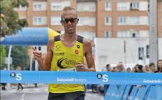 Sergio Sánchez gana por cuarta vez el Cross Subida a la Campa Torres en Asturias