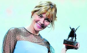 Venecia premia a Marta Nieto
