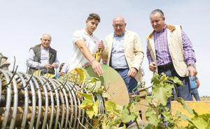 La Junta pide a los agricultores leoneses que se vuelquen con la siembra de la alubia