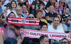 Las entradas para el Logroñés-Cultural, a 15 euros