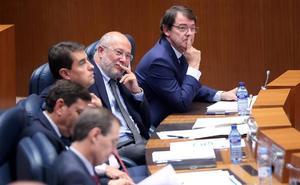 La Junta asegura que «ni puede ni quiere» modificar el Estatuto sobre la capitalidad de Castilla y León