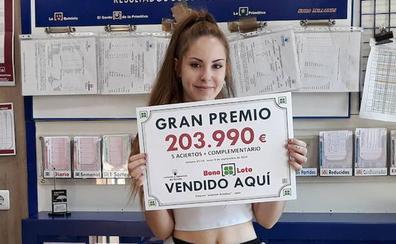 El sorteo de la Bonoloto deja un premio de 204.000 euros para el único acertante de un boleto sellado en León