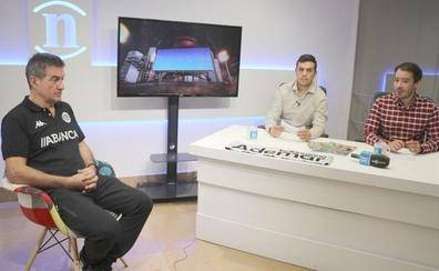 Manolo Cadenas, en el nuevo deporte(n)vivo: «Necesitamos, por lo menos, dos fichajes»