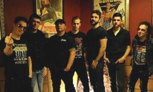 El grupo de rock leonés Balacera cuelga el cartel de 'no hay entradas' para el concierto de febrero en El Gran Café