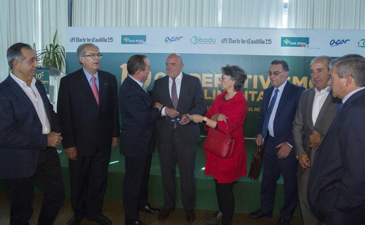 Jornadas de Cooperativismo Agroalimentario de El Norte (1/2)