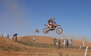 El circuito de Los Cucharales acogerá la cuarta prueba de motocross del campeonato de Castilla y León