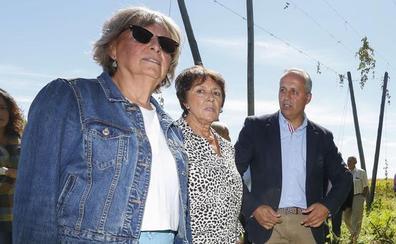 La presidenta de la CHD insiste en que hay que cerrar el camping de Sahagún por ser «inundable»