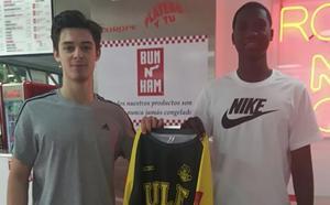 Robbe Janssens y Jeng Musa, talento europeo para Basket León