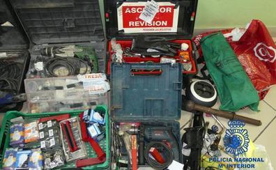 Detenido 'in-fraganti' en San Andrés el presunto autor de varios robos con violencia en viviendas