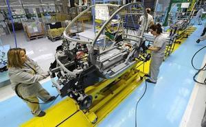 La producción industrial en Castilla y León experimenta en julio el segundo mayor descenso nacional, con una caída del 5,1%