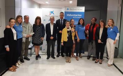 CaixaBank ayuda a 1.200 escolares sin recursos en Castilla y León