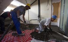 El Ayuntamiento de Valladolid tramita hasta julio más de 200 denuncias por realizar obras sin 'licencia'