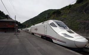 Una avería en la catenaria corta de nuevo el tráfico ferroviario entre Asturias y León