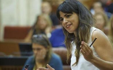 Teresa Rodríguez quiere devolver los 8.640 euros cobrados en dietas durante su baja maternal