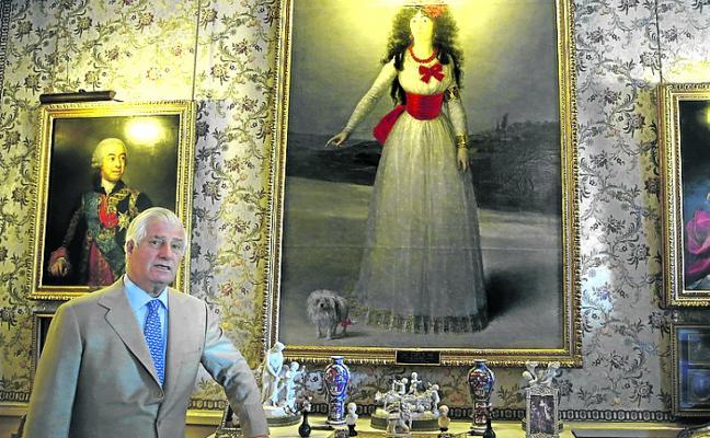 El duque de Alba responde a Cayetano: «Hay que procurar compaginar la cercanía con la dignidad y la sinceridad»
