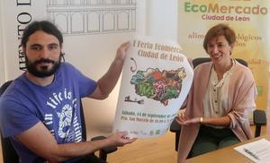 San Marcelo estrena la I Feria Ecológica de León donde se podrán degustar productos de máxima calidad