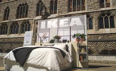 Ikea 'duerme' en Botines