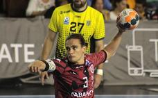 El capitán del Ademar ve «más clave la defensa» tras las últimas lesiones