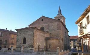 La Iglesia del Mercado acoge este sábado la 'Ruta de la Esperanza'