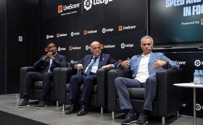 Mourinho: «He vivido como un aficionado, pero basta»