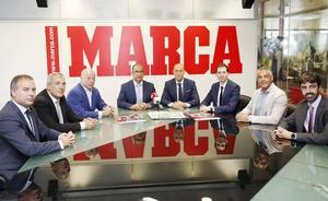El FID León Abanca se presenta a España en la sede de Marca
