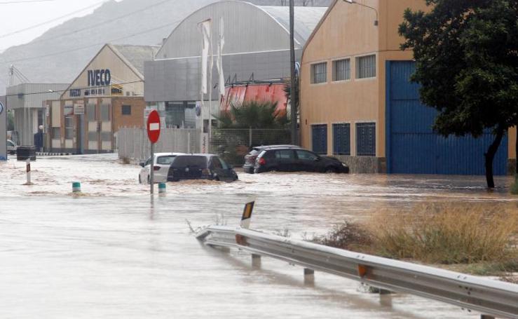 Las consecuencias de DANA en Murcia