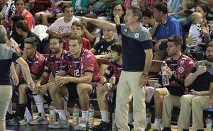 Cadenas pide a su equipo jugar en Huesca «en modo Ademar»