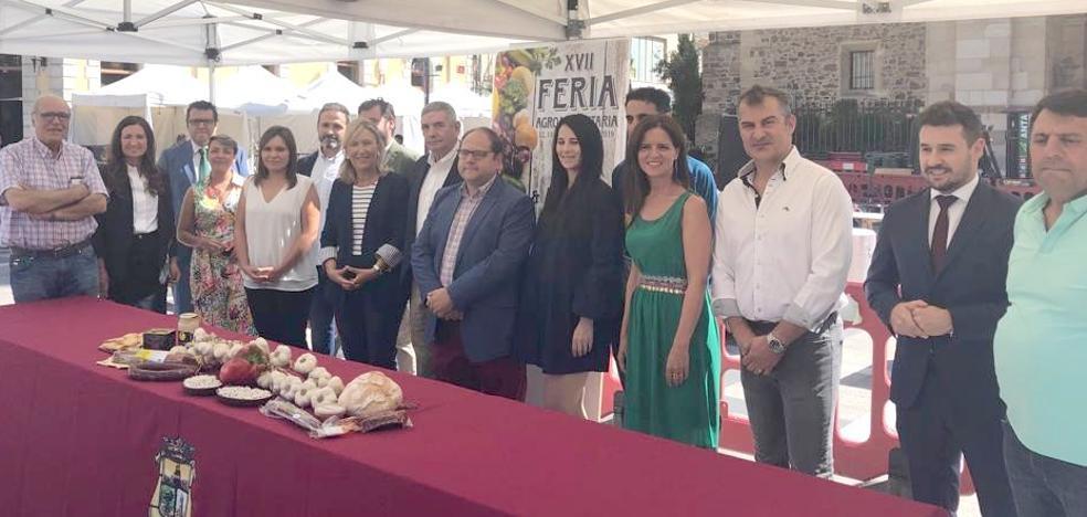 Ciudadanos reivindica desde La Bañeza su compromiso con el sector agroalimentario e industrial