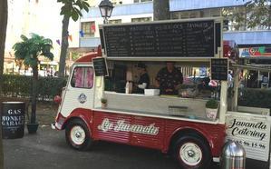 Las Food Truck no se pierden las fiestas de La Virgen del Camino