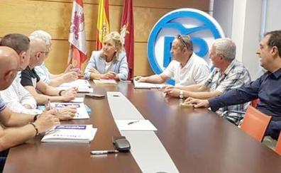 González Guinda inicia una ronda de contactos con asociaciones y sindicatos del sector de funcionarios de prisiones