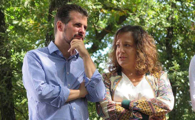 Iratxe García aplaude el impulso de los socialistas europeos al Fondo Europeo de Transición Justa