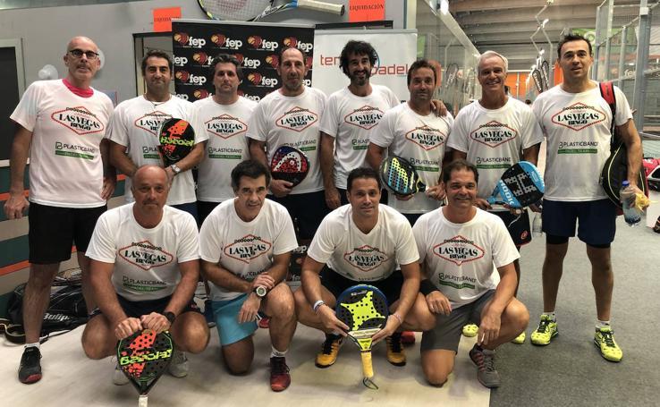Torneo de Pádel en León