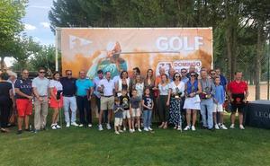Juan Jesús Méndez y María Belén Marques vencen en I Torneo Domingo Cueto de Golf