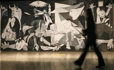 El Guernica, «una protesta contra las atrocidades de la República en la Guerra» según la ONU