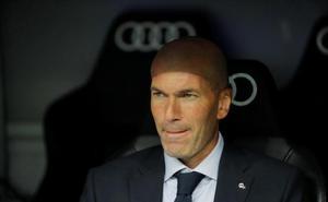 Zidane: «A Hazard le falta entrenar más»