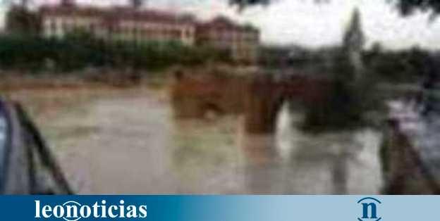 Imágenes tomadas por el leonés Álvaro García en Murcia durante el temporal