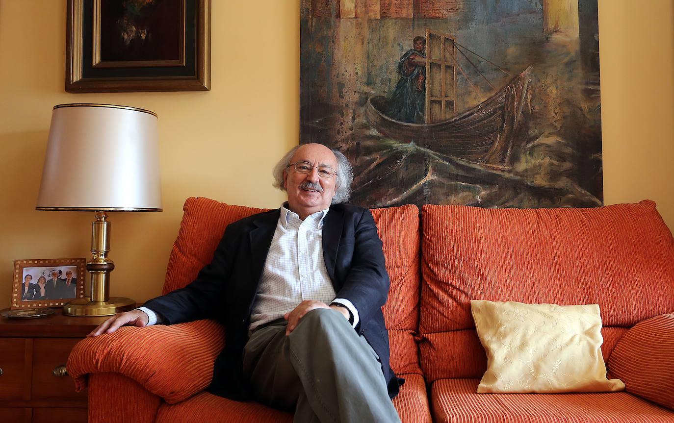 Entrevista con Antonio Colinas